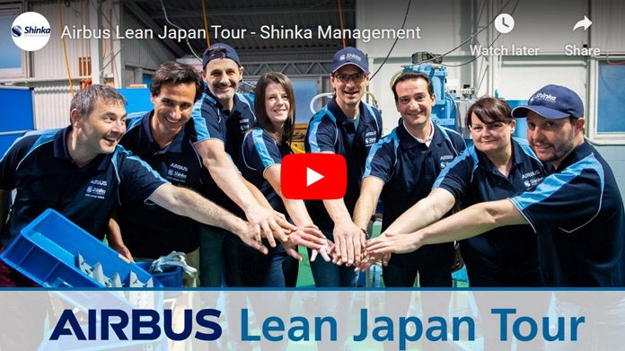 Lean Japan Tour Video Airbus